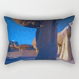 Just A Rock In The Valley Of Dreams Rectangular Pillow