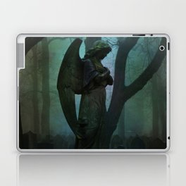 Waiting in Silence Laptop & iPad Skin