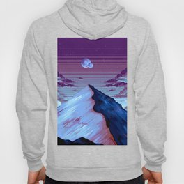 To the moons Hoody