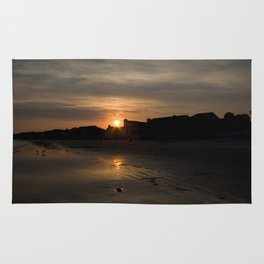 Sunset on Fripp Island Rug