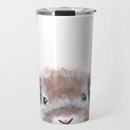 Radish the Rabbit Travel Mug