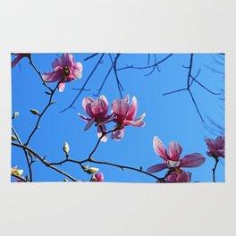 Magnolia Blooms Rug