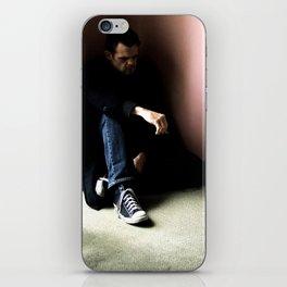 In the Corner #3 iPhone Skin