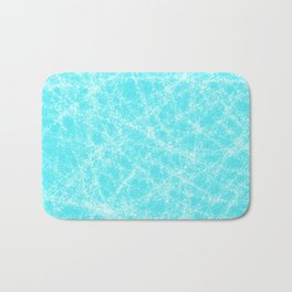 Blue Ice Bath Mat