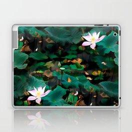 Lotus - A Pattern Laptop & iPad Skin