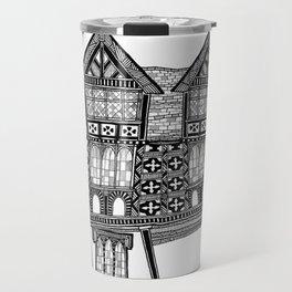 The gateway House Travel Mug