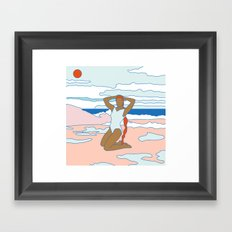 Silvana Framed Art Print