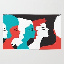 Gender PRIDE LGBT LGBTIQ QUEER FEMINIST FEMINISM ACTIVISM ACTIVIST Rug
