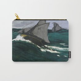 """Claude Monet """"The Green Wave"""" Carry-All Pouch"""