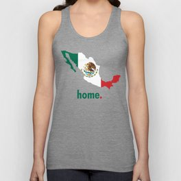Mexico Proud Unisex Tank Top