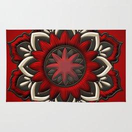 Wonderful noble mandala design Rug