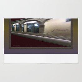 Imaginary Corridors Rug
