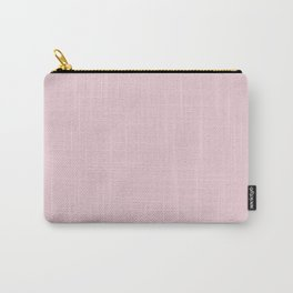 "Pink ""Ballet Slipper"" Pantone color Carry-All Pouch"