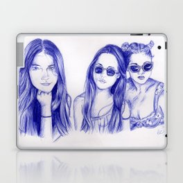 Haim Sisters Laptop & iPad Skin