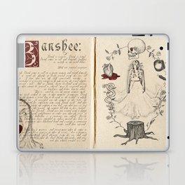 The Banshee Handbook Laptop & iPad Skin
