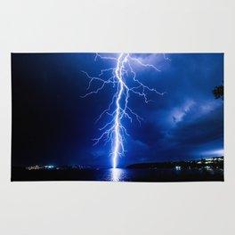 Balmoral Beach Lightning Strike Rug