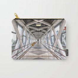 OHSU Suspended Skybridge Carry-All Pouch