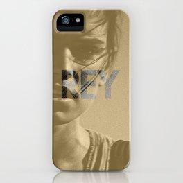 Rey - Sandstorm iPhone Case