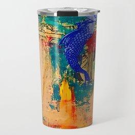 Fish Wish Travel Mug