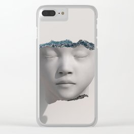 Sinking Clear iPhone Case