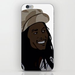 Bobbie Marley iPhone Skin