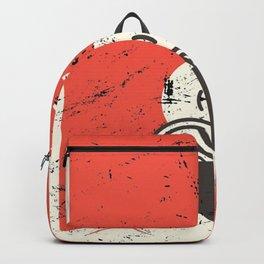 Vintage Japanese Anime Ramen Backpack