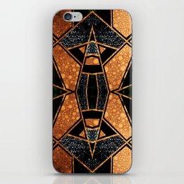 Geometric #957 iPhone Skin