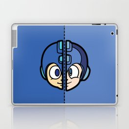 Old & New MegaMan Laptop & iPad Skin
