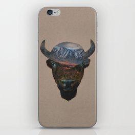 Bison Peak iPhone Skin
