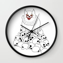 Cat IT Wall Clock