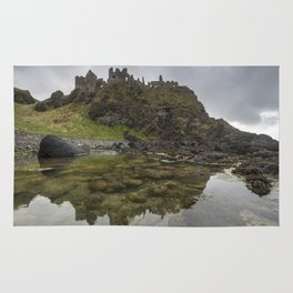 Dunluce Castle Rug
