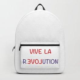Vive La Revolution Backpack