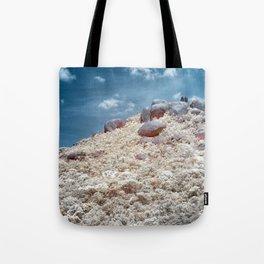 Big Rock Mountain Tote Bag