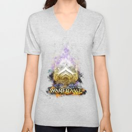 Warframe Unisex V-Neck