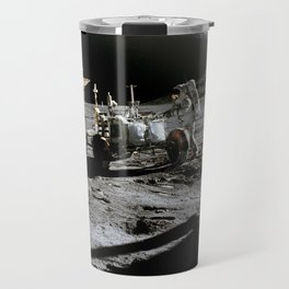 Apollo 15 - Moonwalk 1971 Travel Mug