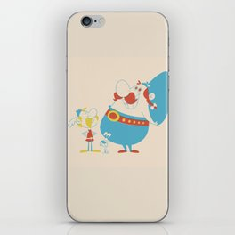 Asterix iPhone Skin