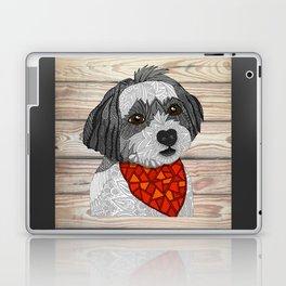 Max the Havanese Laptop & iPad Skin