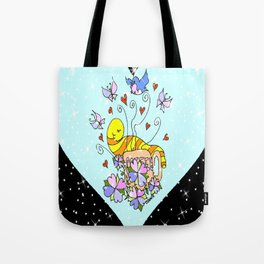 """""""Cup Of Kindness"""" Tote Bag"""