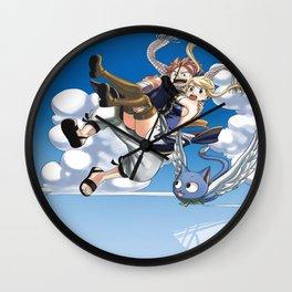 Falling to you Wall Clock