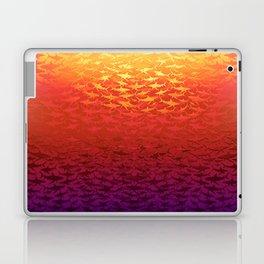Sharks At Sunset Laptop & iPad Skin