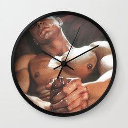 Manmeat Wall Clock