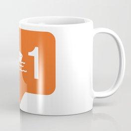 1 like boating! Coffee Mug