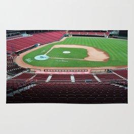 Reds Ballpark Rug