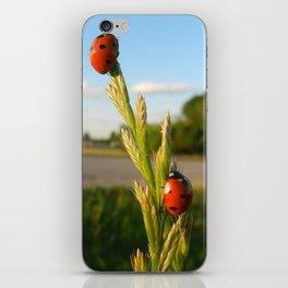 Lady Friends iPhone Skin