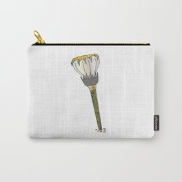 Alice Flower Carry-All Pouch