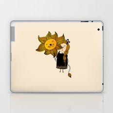 Leo Girl Laptop & iPad Skin
