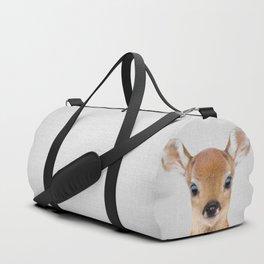 Baby Deer - Colorful Duffle Bag