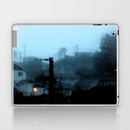 Strange Night: Ghost Light Laptop & iPad Skin