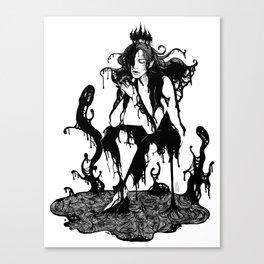 Shadow Prince Canvas Print