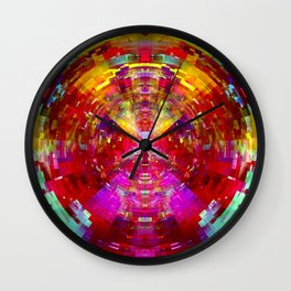 goldenfire 01. Wall Clock